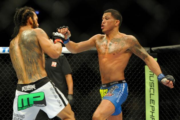 10 Biggest MMA Surprises of 2013
