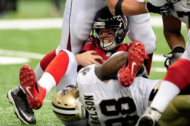 Falcons vs. Saints: Takeaways from the Saints' 23-17 Win over Atlanta