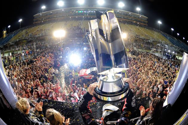The Ultimate Racetrack Lineup for NASCAR's Chase for the Sprint Cup