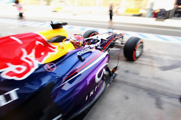 Italian F1 Grand Prix 2013: Results, Times for Practice and Qualifying