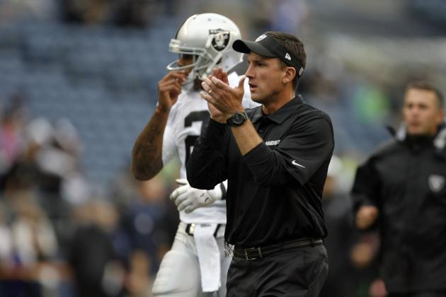 10 Players Most Critical to the Oakland Raiders' Success in 2013
