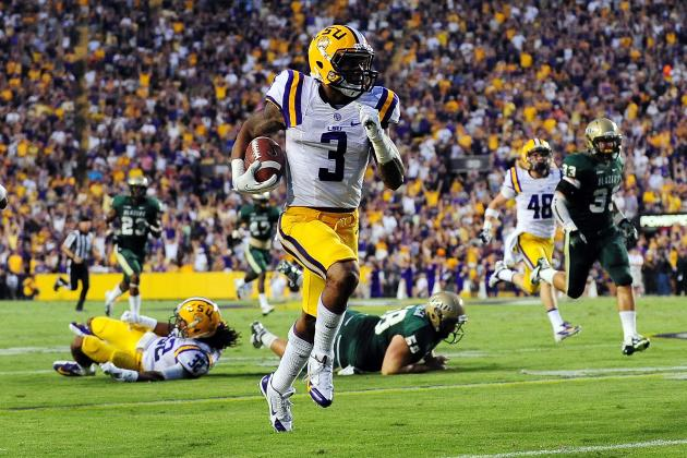 LSU Football: 5 Biggest Early Season Storylines for Tigers