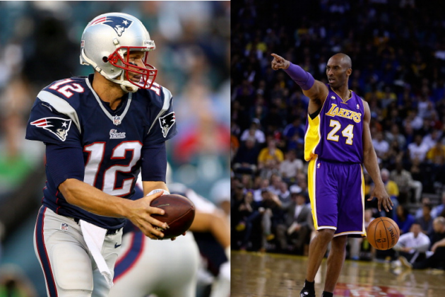 Matching Every Top NBA Star with His NFL Counterpart
