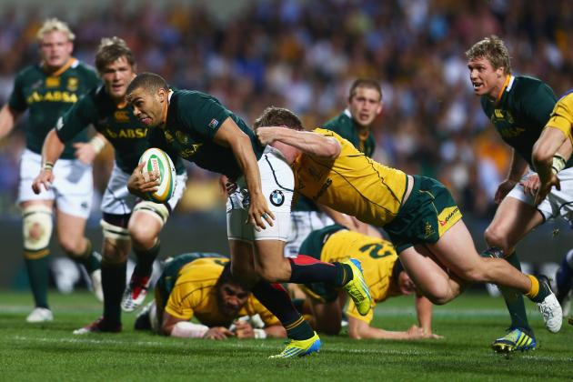 Australia V South Africa: Key Battles to Watch