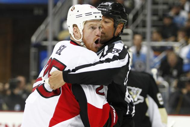 Predicting the 10 Most Penalized Players for the 2013-14 NHL Season