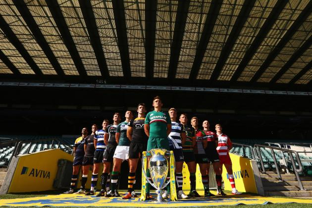 6 Bold Predictions for Aviva Premiership Opening Weekend