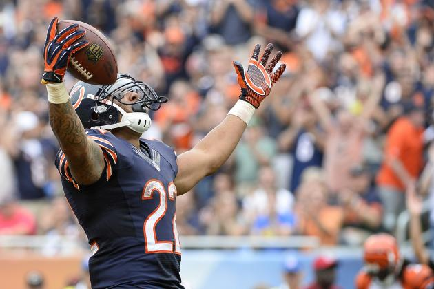 Bengals vs. Bears: Full Roster Report Card Grades for Chicago