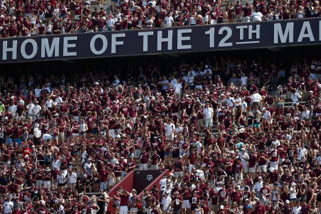 Texas A&M Football: 4 Biggest Early Season Storylines for Aggies
