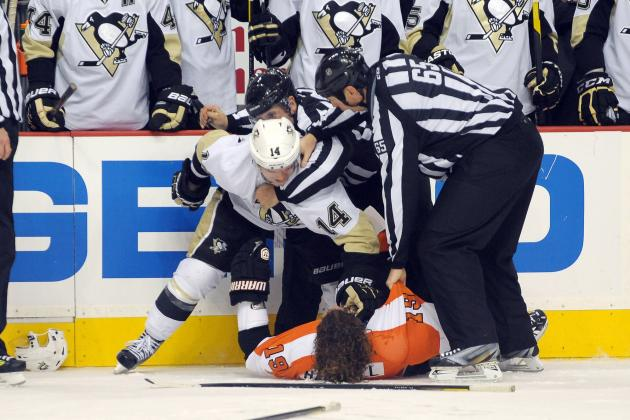 Which Metropolitan Rivals Will Give the Pittsburgh Penguins the Most Trouble?