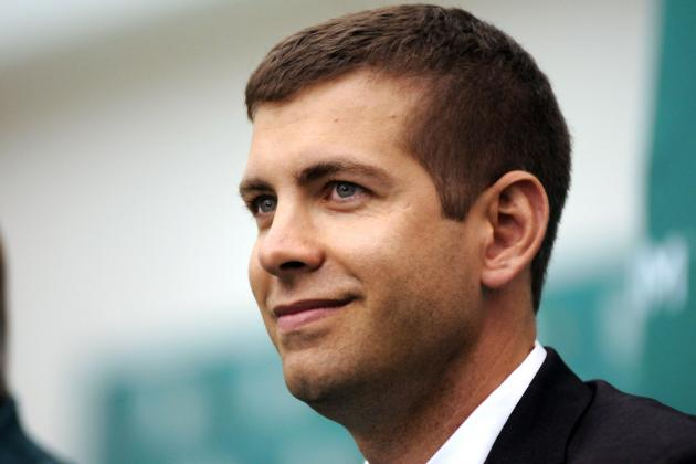 Analyzing Boston Celtics' Style of Play Under Brad Stevens