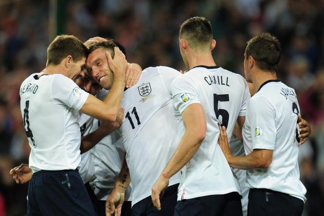 England vs. Moldova: 6 Things We Learned