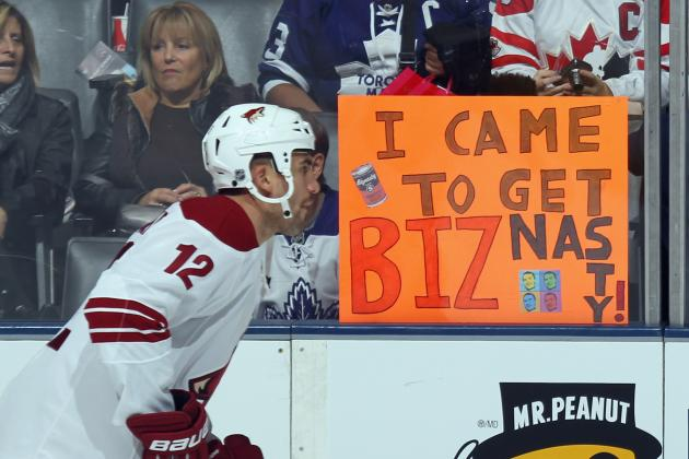 Ranking Paul Bissonnette's 15 Best Tweets of the 2013 Offseason