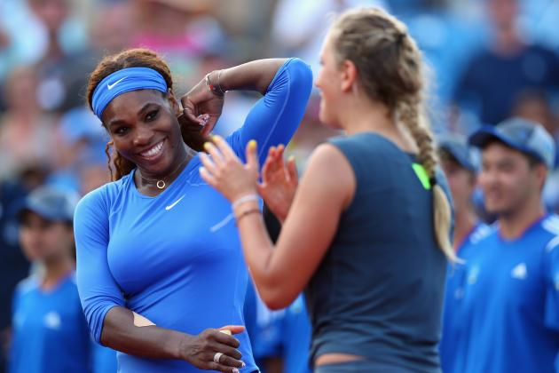 US Open Tennis 2013 Women's Final: Williams vs. Azarenka Preview & Prediction
