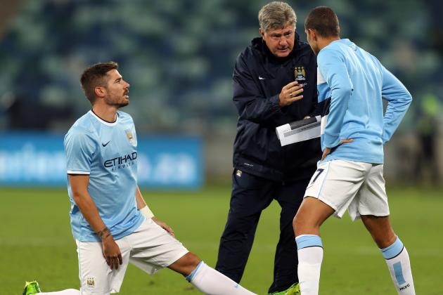 Big-Name Manchester City Players Set to Spend a Season on the Bench