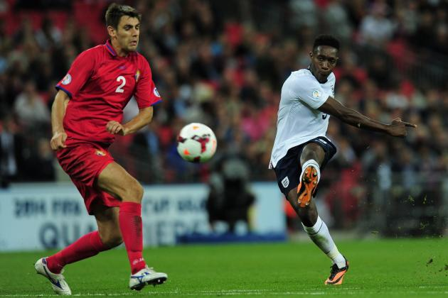 Hodgson's Choice: Who Could Replace Danny Welbeck for England in Ukraine?