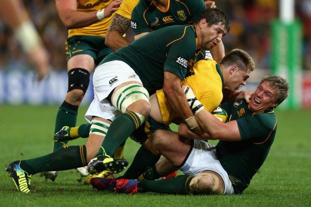 Australia V South Africa: 6 Things We Learned