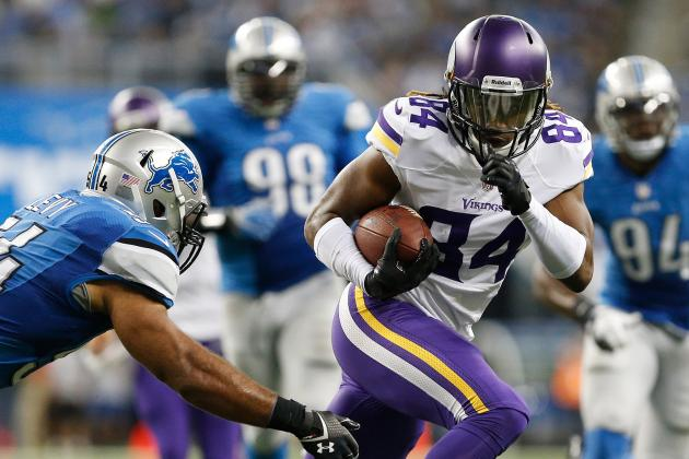 Vikings vs. Lions: Full Roster Report Card Grades for Minnesota