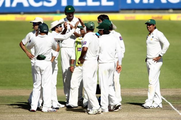 Zimbabwe vs. Pakistan: Winners and Losers from 1st Test