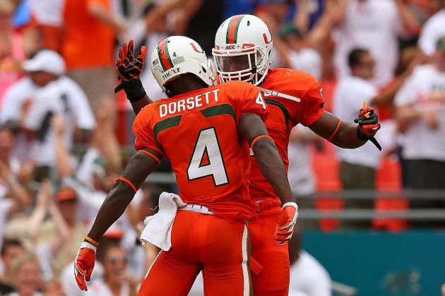 Florida vs. Miami: 10 Things We Learned in Hurricanes' Win