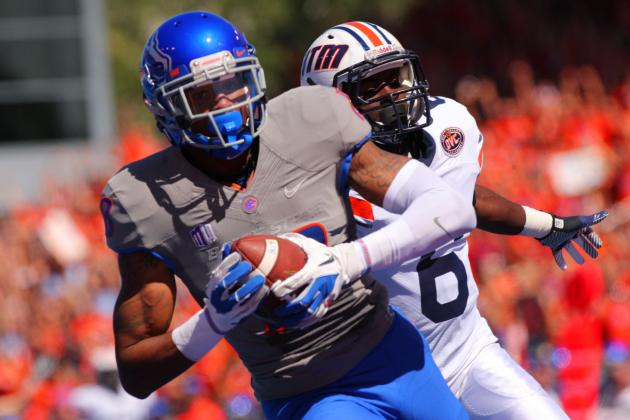 Tennessee-Martin vs. Boise State: 10 Things We Learned in Broncos' Win
