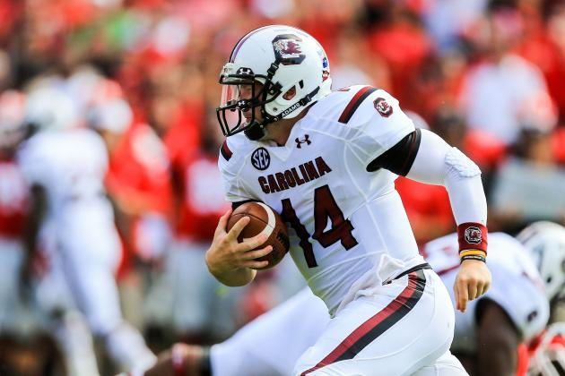 South Carolina vs. Geogia: 10 Things We Learned in Gamecocks' Loss