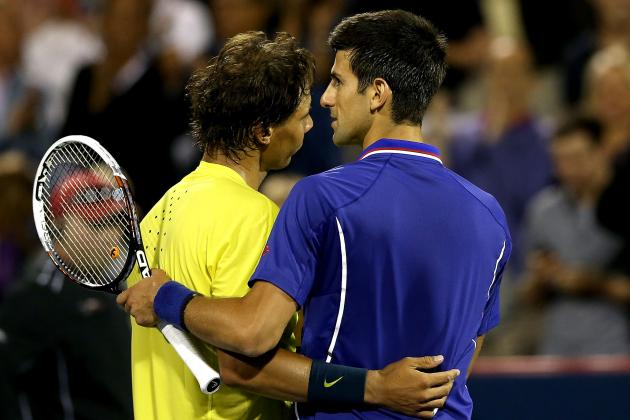 US Open Tennis 2013 Men's Final: Nadal vs. Djokovic Preview and Prediction