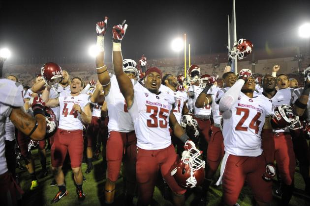 Washington State vs. USC: 10 Things We Learned in Trojans' Loss
