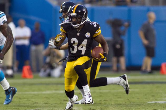 Fantasy Football 2013: Predicting Week 1 Waiver Wire Pickups