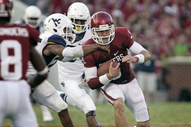 10 Things We Learned in Oklahoma's Win Against West Virginia