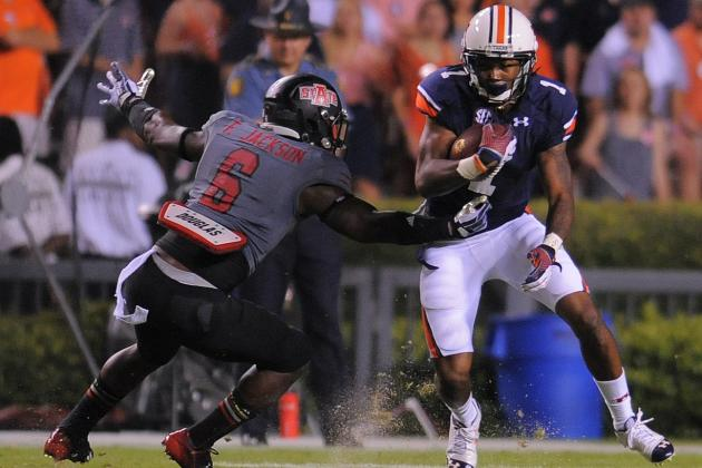 Arkansas State vs. Auburn: 10 Things We Learned in Tigers' Win
