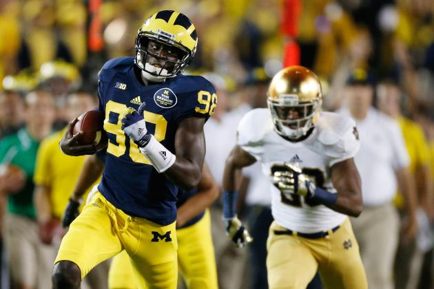 Michigan Football: 10 Things We Learned from Wolverines' Win over the Irish