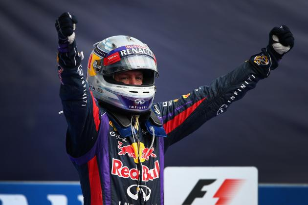 Italian Grand Prix 2013 Results: Reaction, Stats, Standings, Post Race Analysis