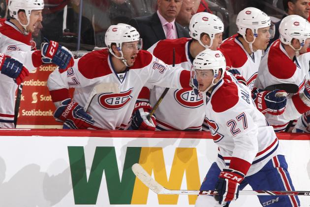 Predicting Which Montreal Canadiens Will Take a Huge Step Forward in 2013-14