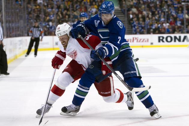 Ranking the Top 25 Defensive Players in the NHL