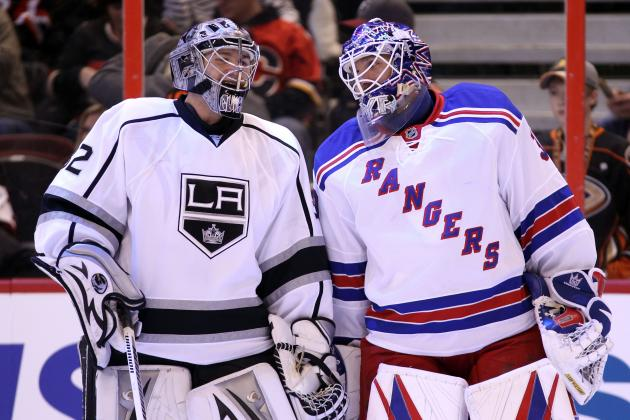 Predicting the NHL's Best Goaltenders for the 2013-14 Season