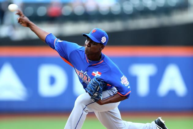 New York Mets' 2013 All-Prospect Team