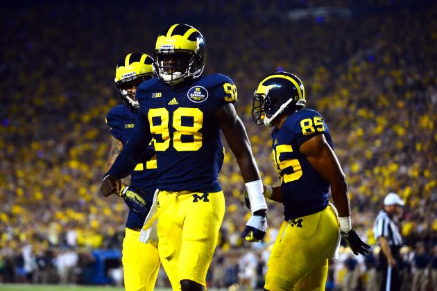 Michigan Football: 5 Biggest Early Season Storylines for Wolverines