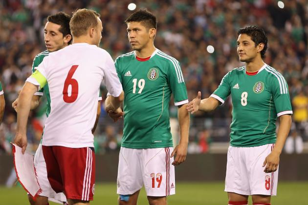 Predicting Who Mexico Will Line Up Against USA
