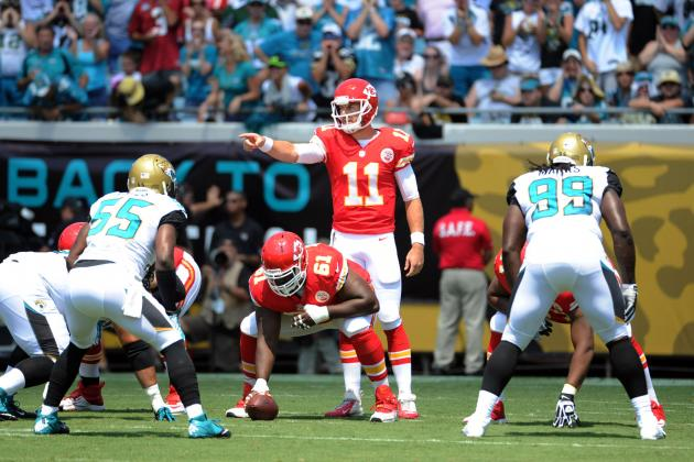 Grading the Top Quarterback Debuts from Week 1 of NFL Action