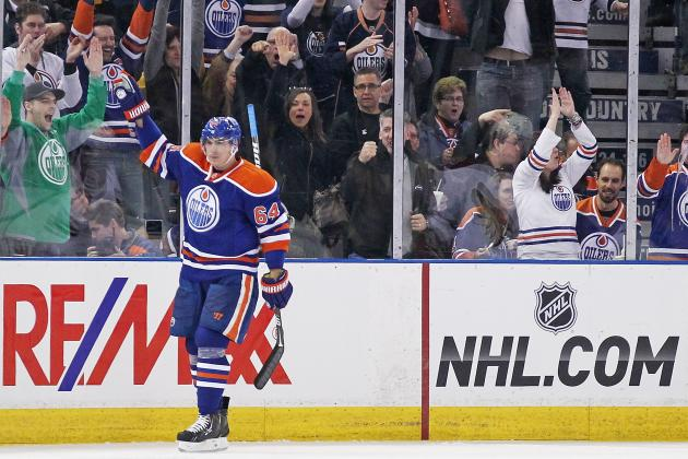Edmonton Oilers Players with the Most to Prove at 2013-14 Training Camp