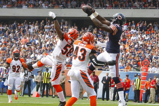 Bengals vs. Bears: Full Roster Report Card Grades for Cincinnati