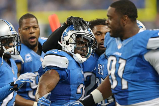 Minnesota Vikings vs. Detroit Lions: Takeaways from Detroit's 34-24 Victory