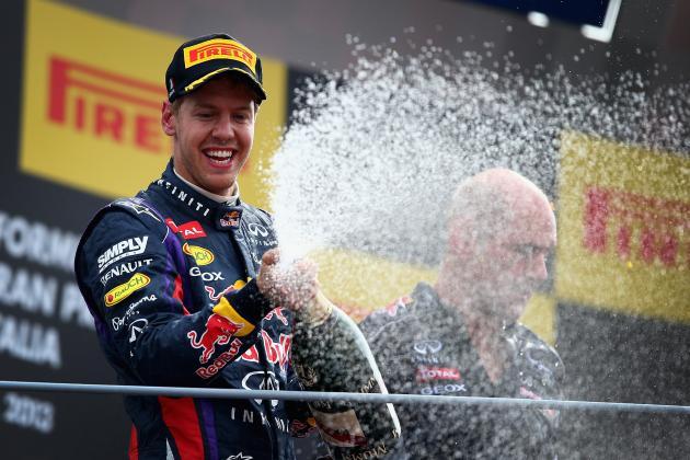 Can Vettel Be Caught? Analysing Title Hopes of Alonso, Raikkonen and Hamilton