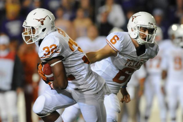 Texas vs. Ole Miss: 5 Longhorns Other Than David Ash Who Need a Big Game