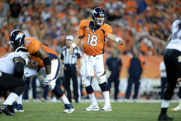 Denver Broncos: Stock Up, Stock Down Entering Week 2