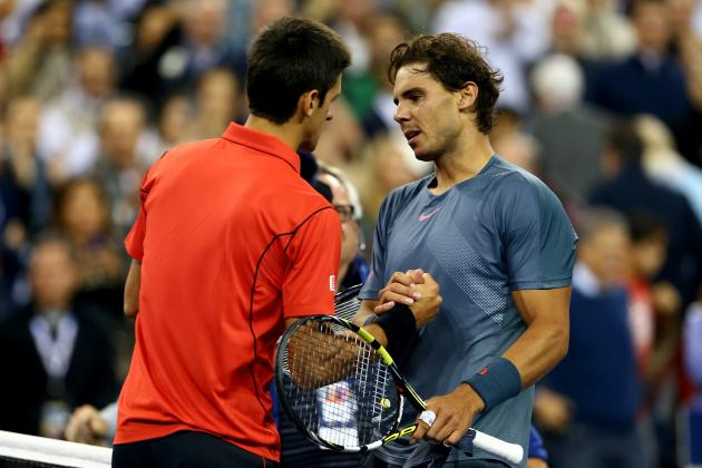 Power Ranking the Top 20 Men's Tennis Players After U.S. Open 2013