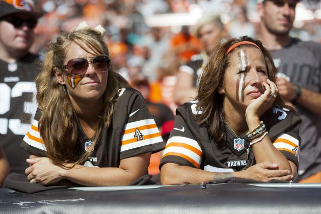 Full Roster Report Card Grades for Cleveland Browns