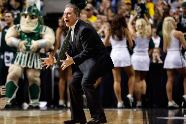 Michigan State Basketball Recruiting: Biggest Competition for 2014 Targets