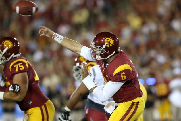 USC Football: Three Biggest Concerns Surrounding Cody Kessler