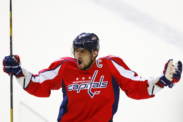 Top Storylines for Washington Capitals 2013-14 Training Camp